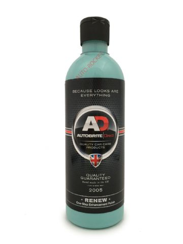 Autobrite Direct - Renew, One Step Enhancement Polish - 500ml